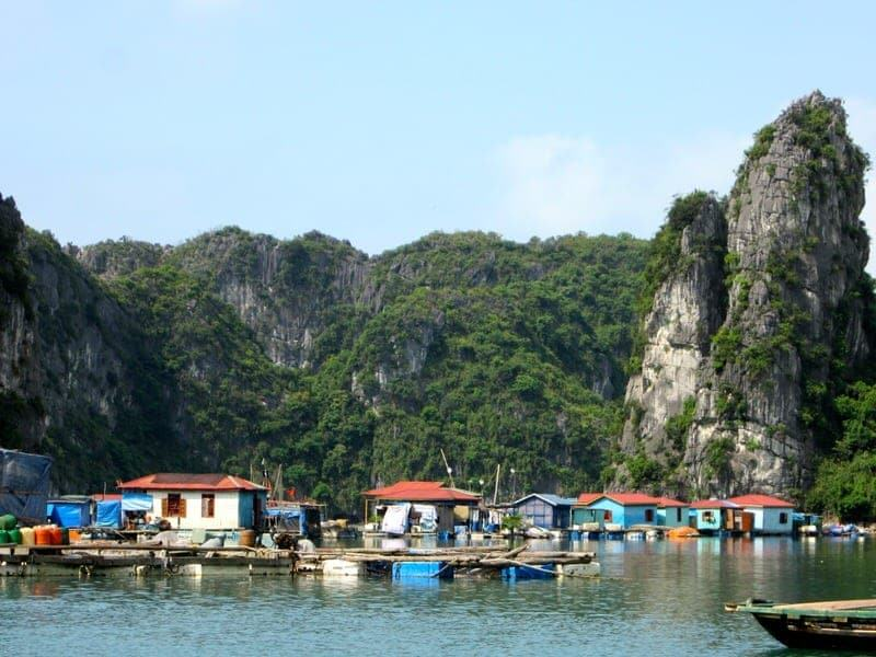 Halong Bay Cruise Vietnam The Au Co Cruises Review