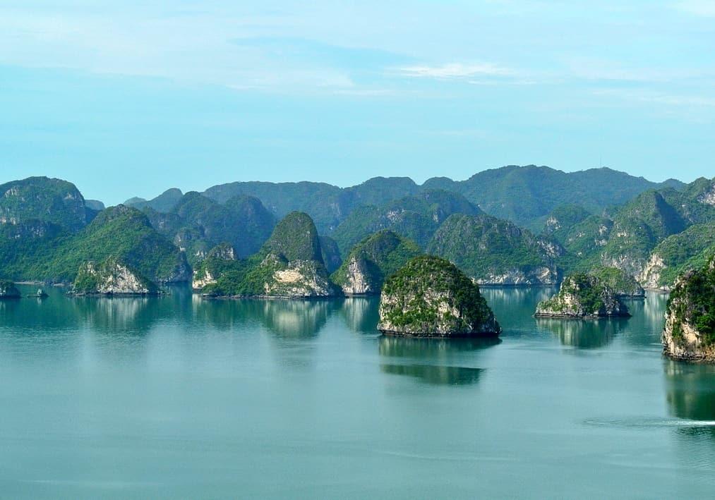 Halong Bay Cruises Vietnam Au Co Cruises
