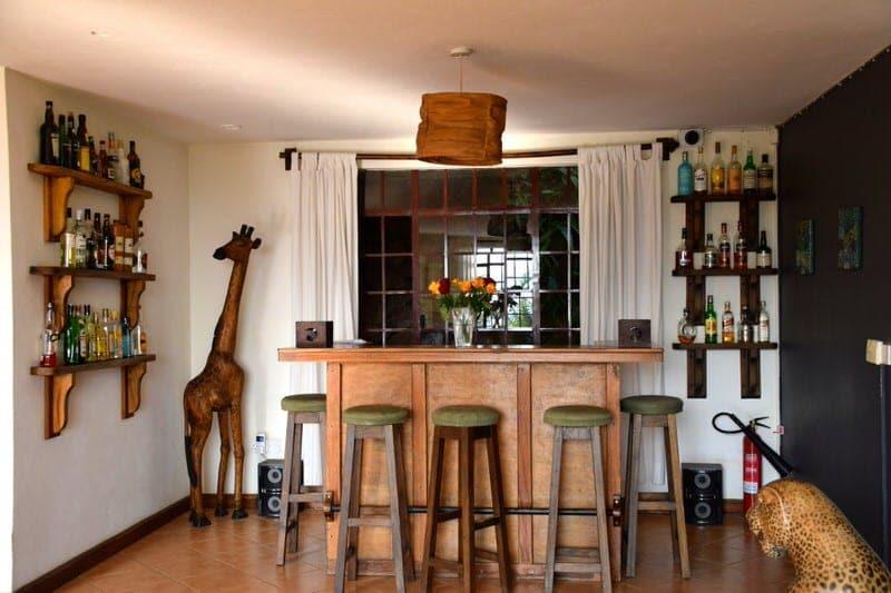 Machweo Wellness Retreat and Fine Dining Onesa House Arusha Tanzania gourmet dining