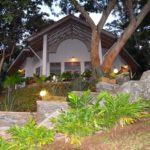 Fine European Dining at Machweo Wellness Retreat near Arusha Tanzania