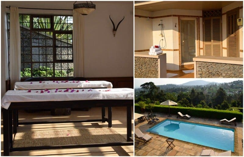 Machweo Wellness Retreat and Fine Dining Onesa House Arusha Tanzania gourmet dining