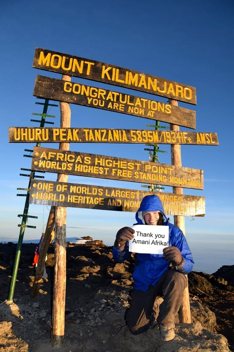 rongai route mount kilimanjaro mt kilimanjaro detailed report amani afrika