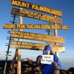 Our Charity Climb of Mount Kilimanjaro for Climb for Sight