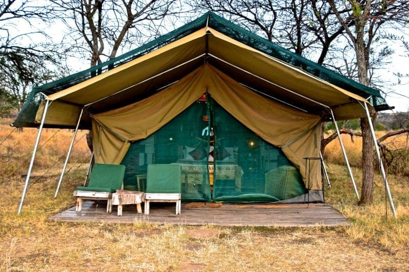 Asanja Africa Luxury Tented Camp Serengeti lodging hotel