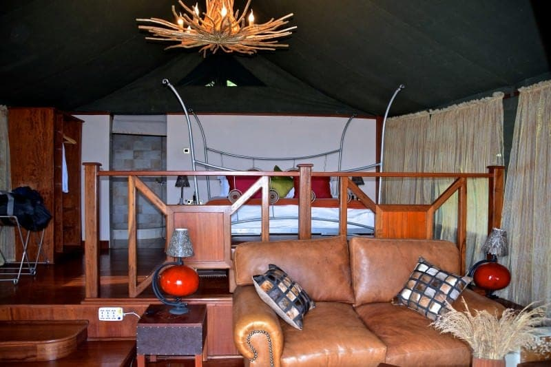 Buffalo Luxury Camp Serengeti northern Serengeti lodging hotel travel reviews