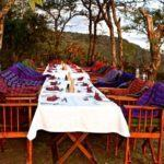 Buffalo Luxury Camp: Bush Dinners, Night Game Drives, & Safari Walks