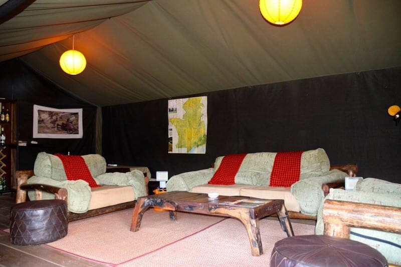 Angata Ngorongoro Camp Ang'ata Camps tented safari camps Ngorongoro Crater