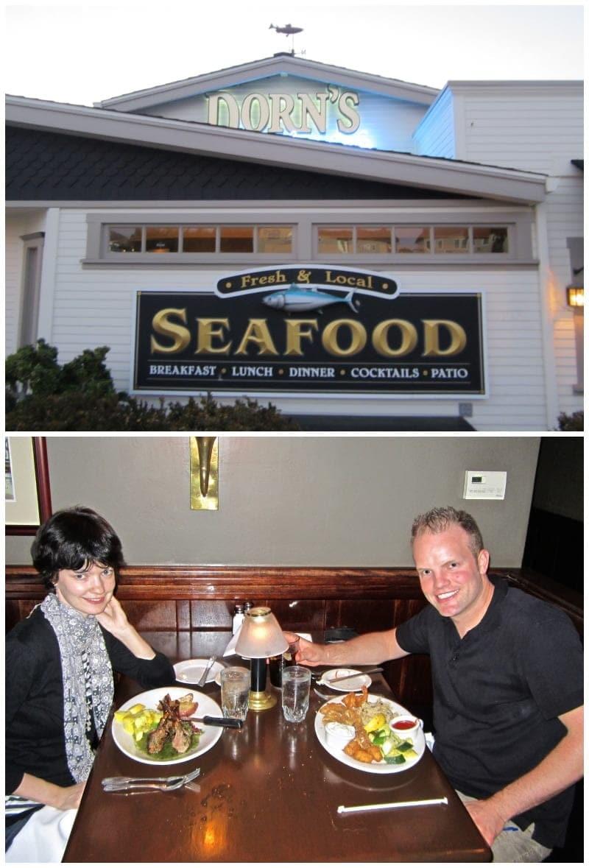 Morro Bay Dorn's Restaurant