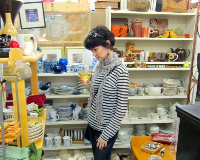 Morro-Bay-antique-shopping