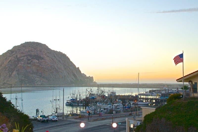 Morro-Bay-rock-harbor