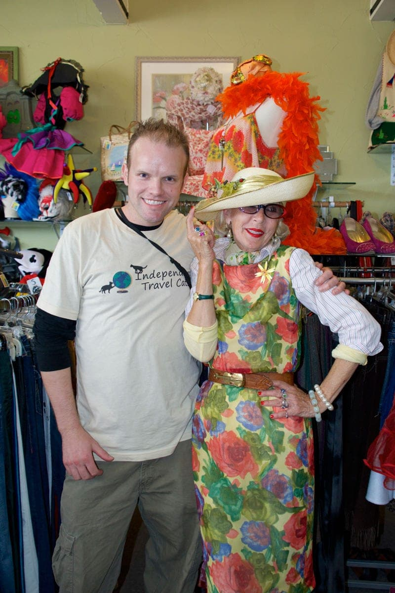 100 vintage clothing thrift stores in los angeles