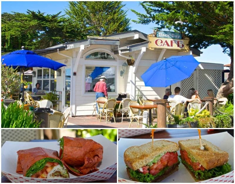 Back Bay Cafe Los Osos Baywood Park California