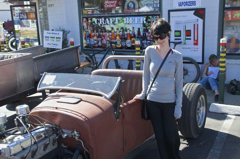 Los Osos Old Car Show by the Bay Baywood Park