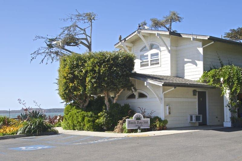 Back Bay Inn bed and breakfast Los Osos Baywood Park