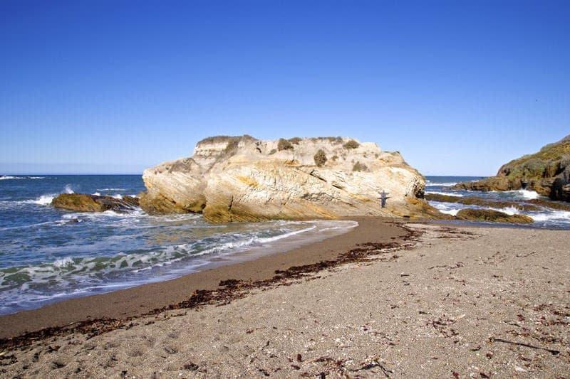 Spooner's Cove Montaña de Oro State Park Los Osos California Montana beach