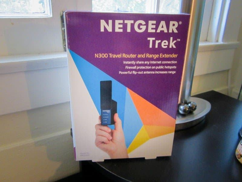 Netgear Trek N300 Travel Router and Range Extender