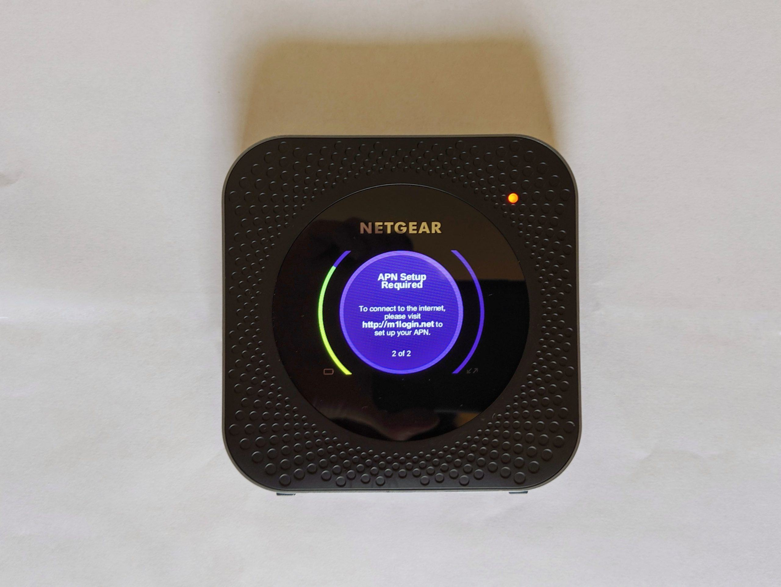best travel router mobile hotspot Netgear Nighthawk M1