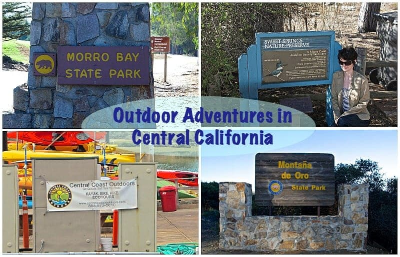 Central California Los Osos parks hiking outdoor adventures