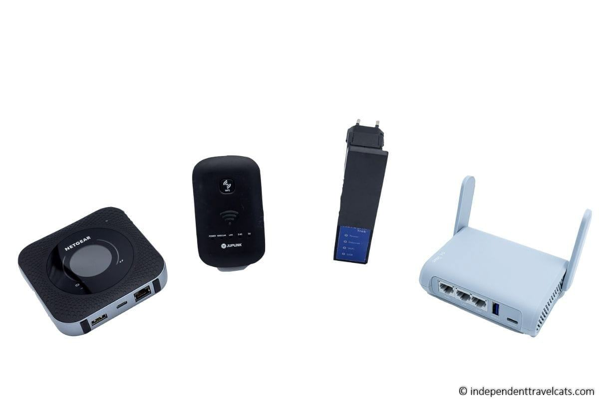 best travel routers for travel wi-fi extenders mobile routers