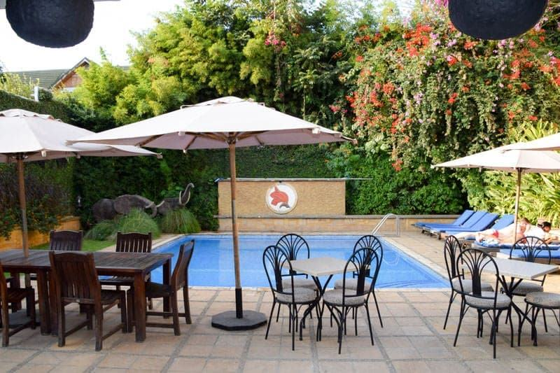 The African Tulip Arusha Tanzania hotel review