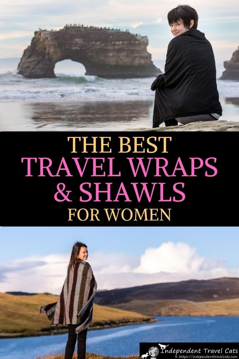 dc5d47f698 Our guide to choosing the perfect travel wrap or travel shawl for any style  or budget