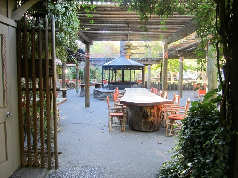 Safari West Savannah Cafe