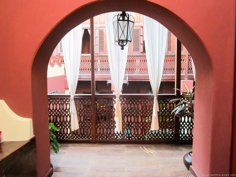 Jafferji House and Spa hotel Stone Town Zanzibar