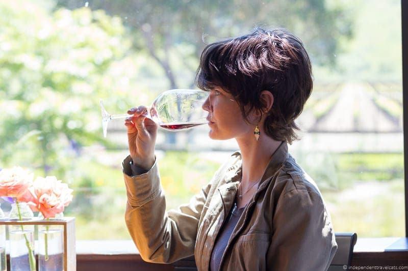 Stolo Family Vineyard Cambria California wine tasting