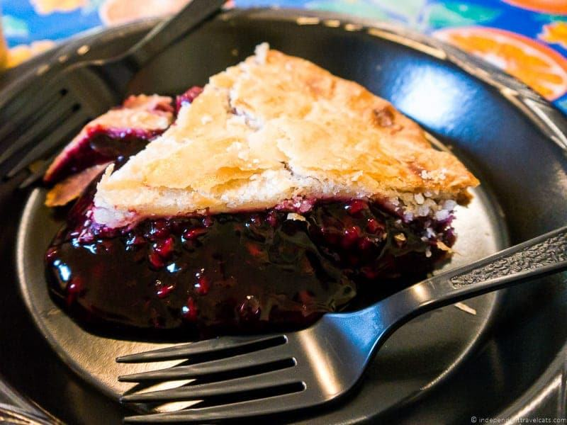olallieberry pie linns cambria california