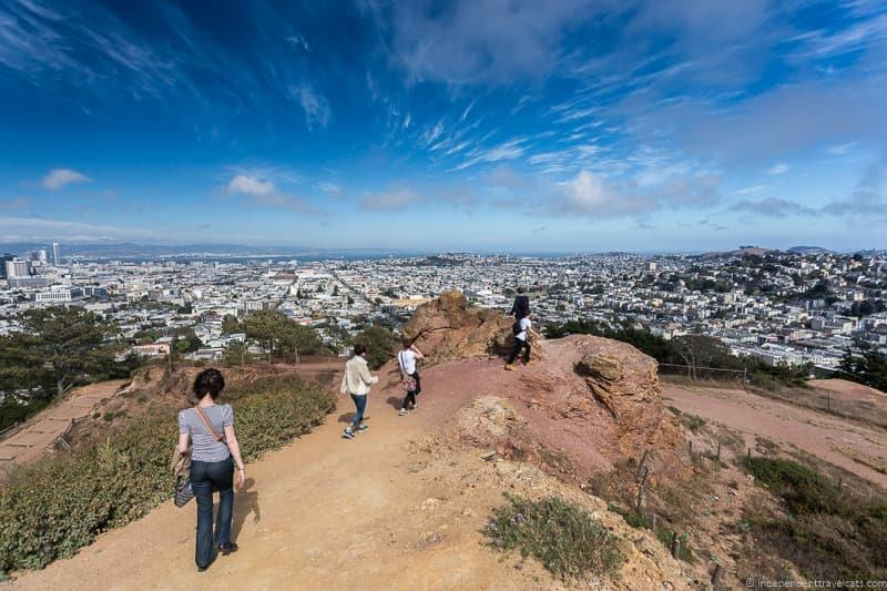 Corona Heights San Francisco Native Tours