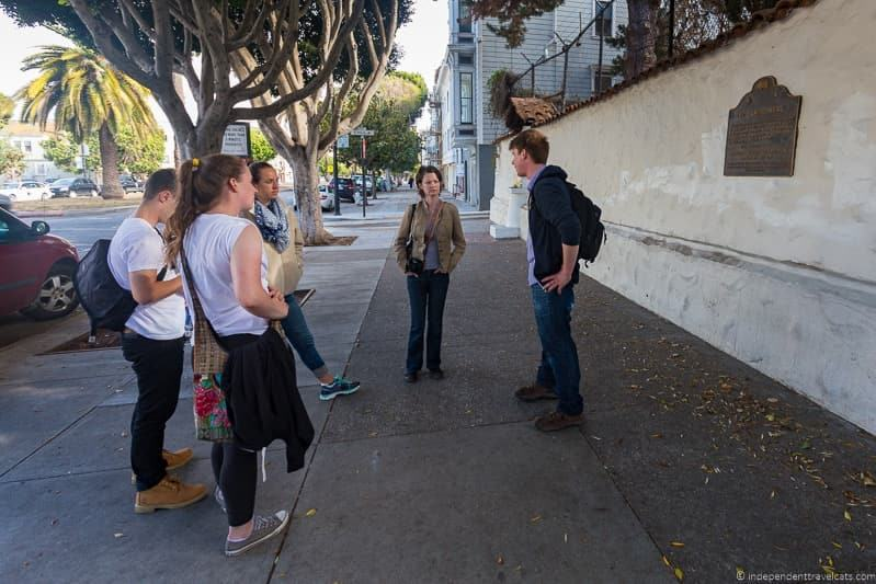 Mission San Francisco Native Tours