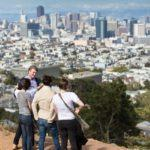 Corona Heights view San Francisco Native Tours