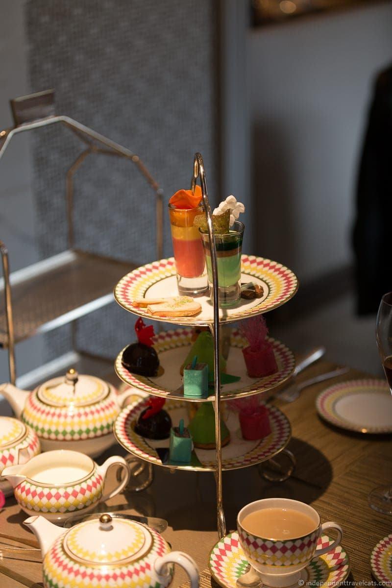 Prêt-à-Portea Tea at The Berkeley London