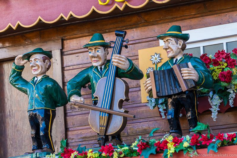 world's largest cuckoo clock Sugarcreek Ohio things to do in Amish Country Ohio visiting Holmes County Ohio