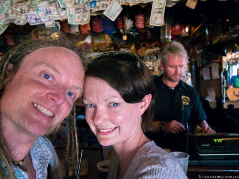 Captain Tony's Saloon Hemingway in Key West Florida