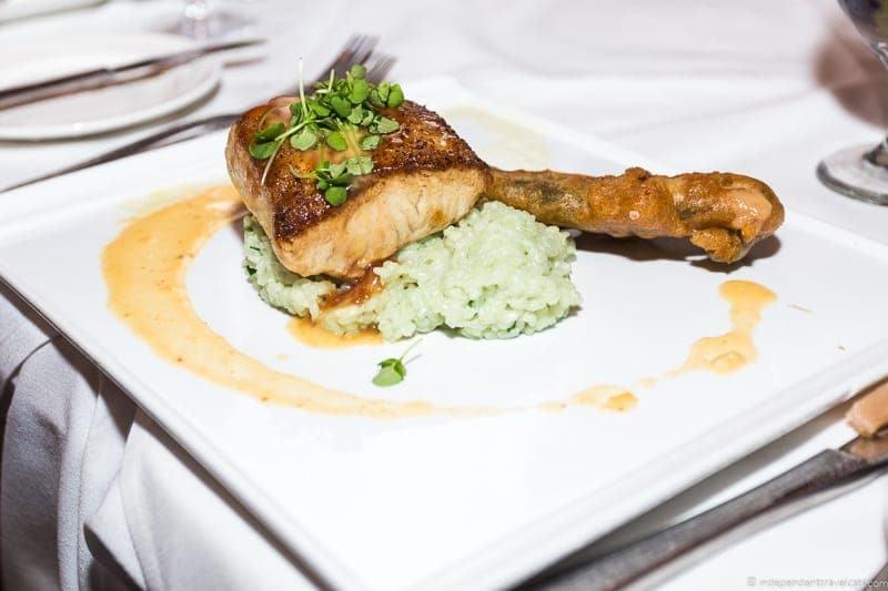 seafood Hemingway in Key West Florida