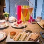 The Most Fashionable Afternoon Tea in London: Prêt-à-Portea Tea at The Berkeley