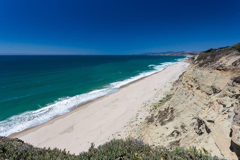 Half Moon Bay California Pacific Coast Highway 1 road trip