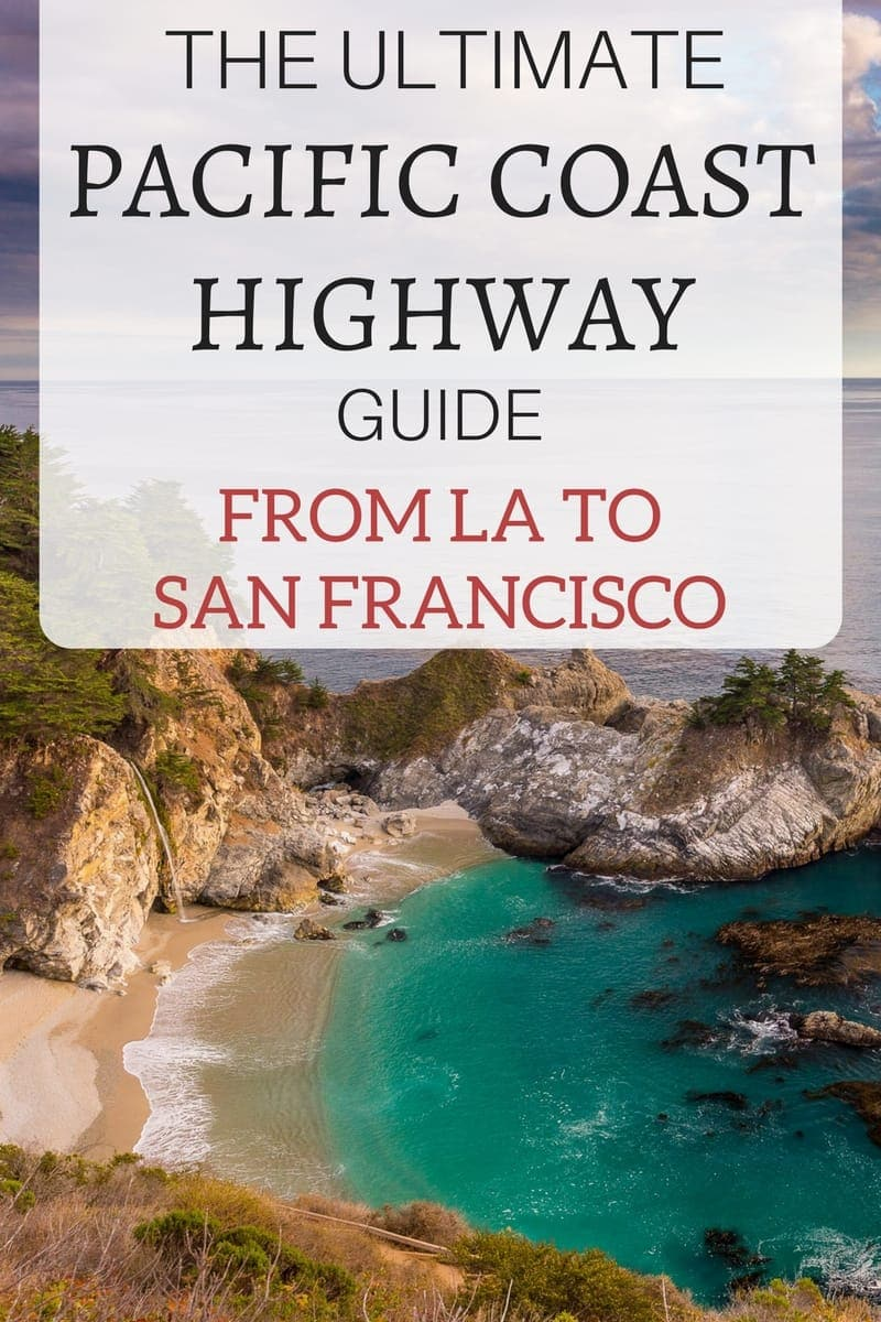 Planning a Pacific Coast Highway Road Trip from San