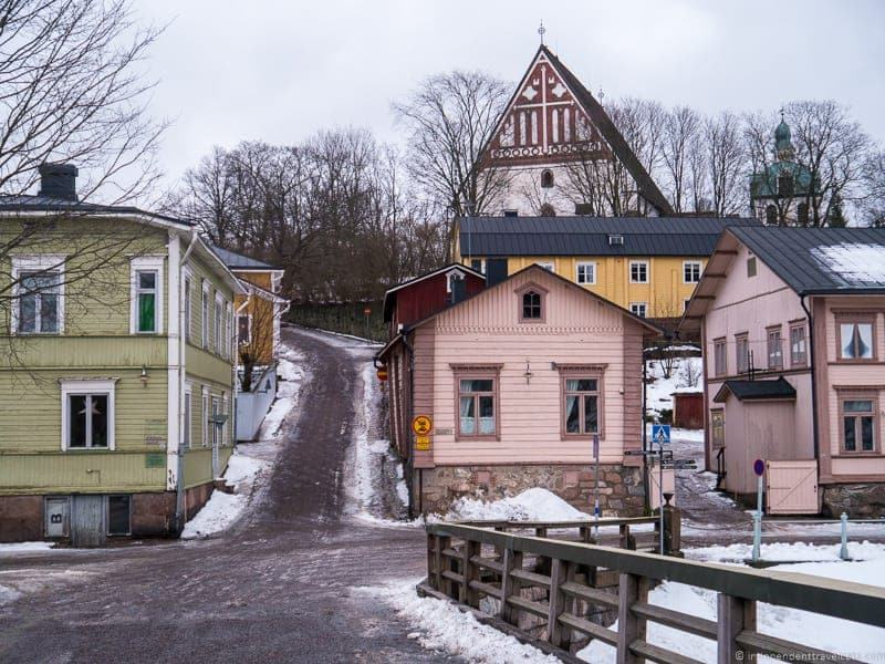 day trip to Porvoo Finland from Helsinki