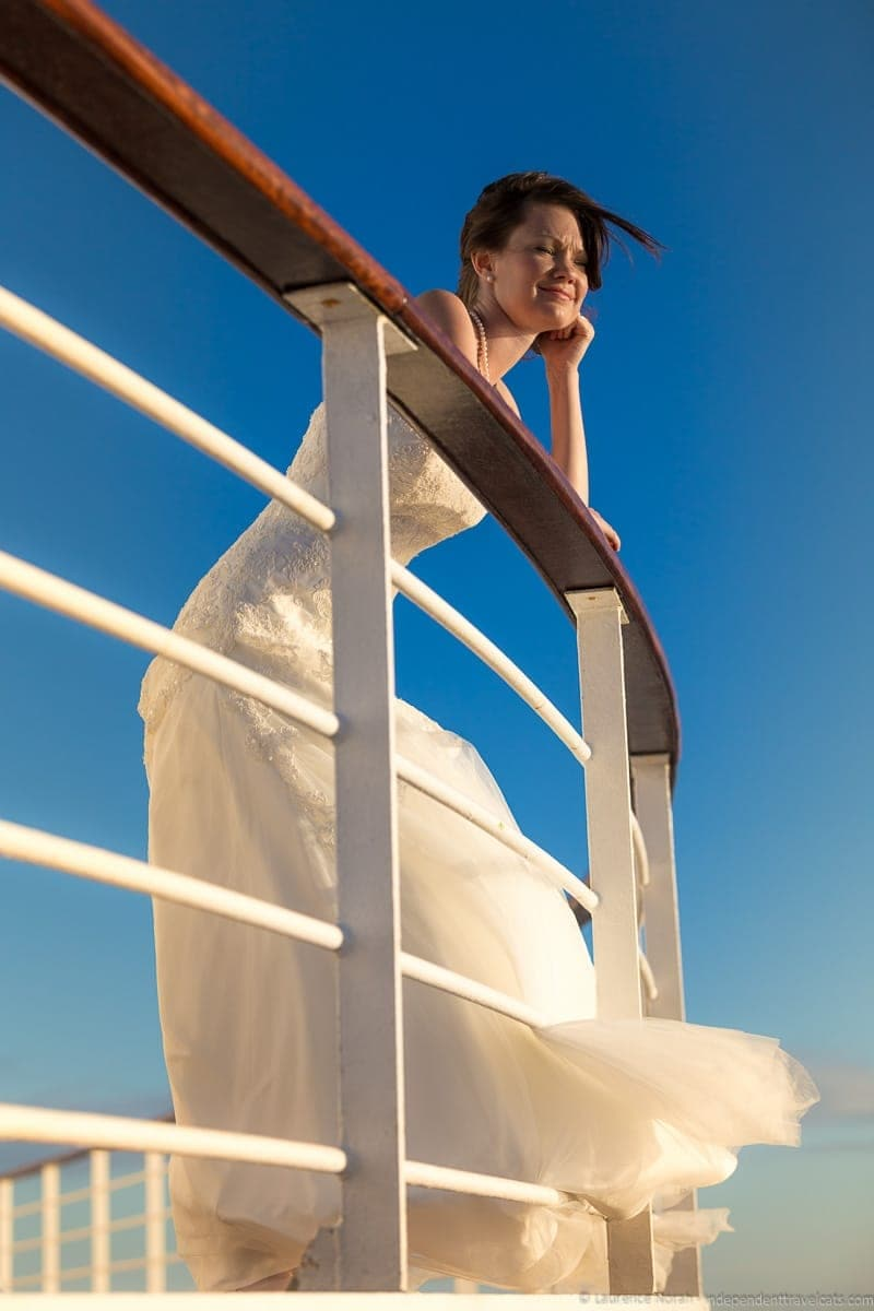 Wedding at Sea: Our Cunard Queen Mary 2 Wedding | Independent Travel ...