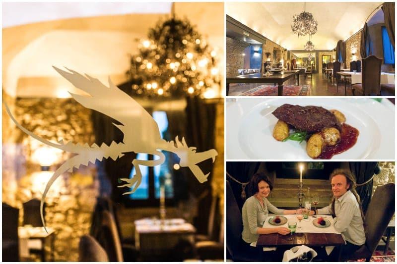 Drac Restaurant Hotel Castell d' Emporda Costa Brava Spain