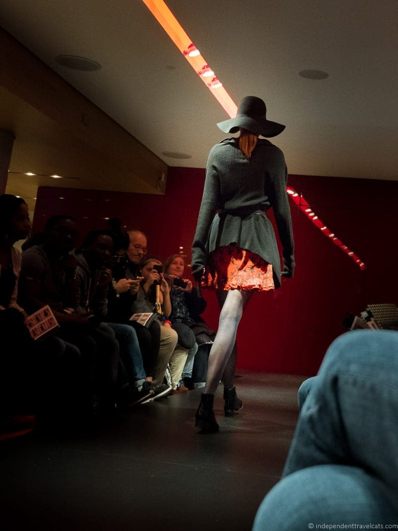 How To Attend A Free Fashion Show In Paris At Galeries