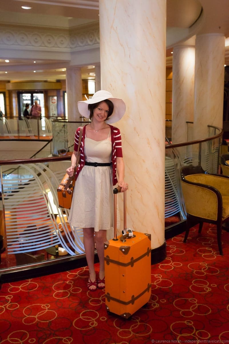 Cunard Queen Mary 2 cruise