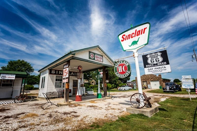 Missouri Route 66 road trip