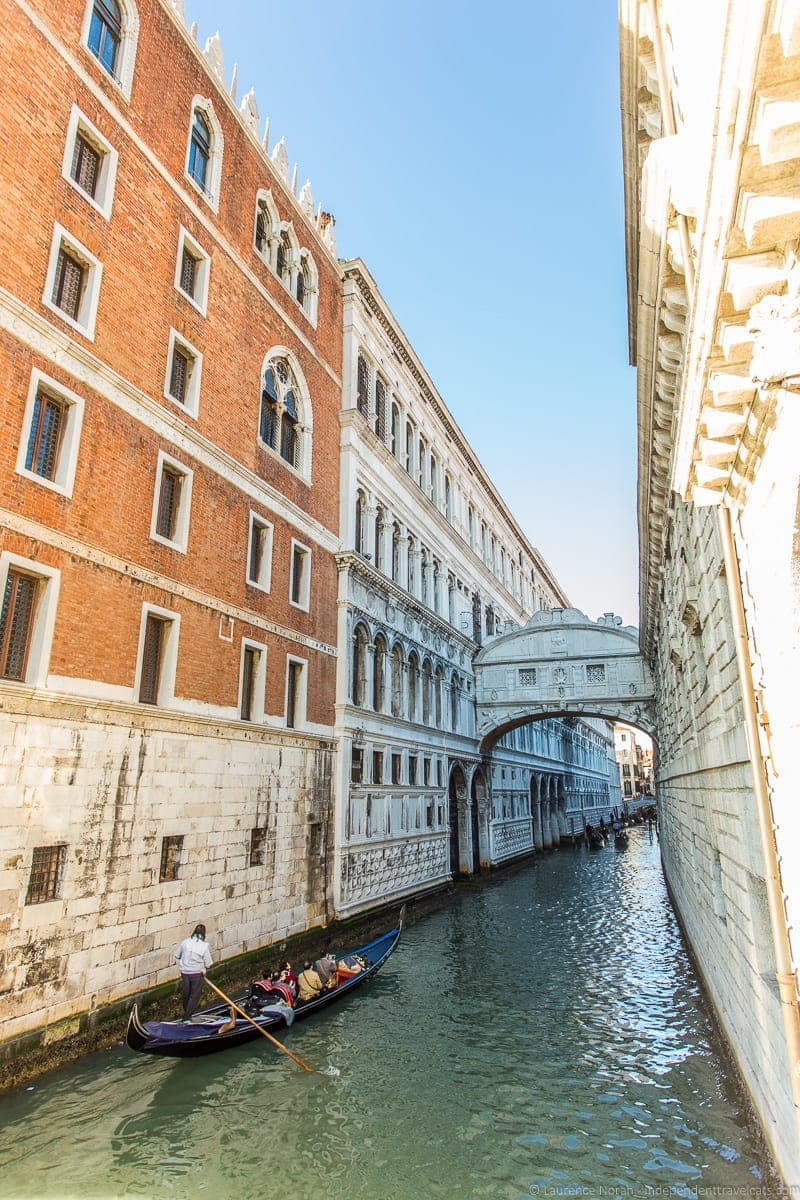 Bridge of Sighs Context Travel Casanova Venice
