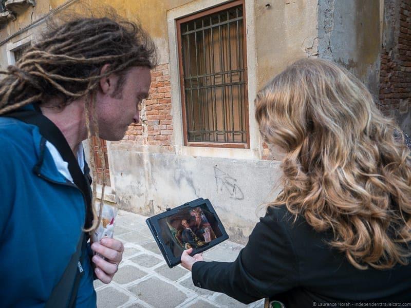 Context Travel Casanova Venice tour