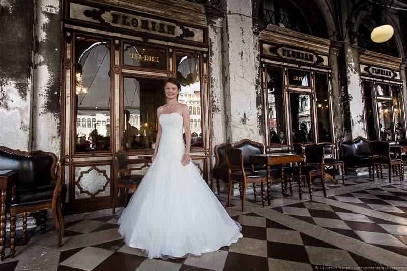 Caffè Florian Context Travel tour Casanova Venice
