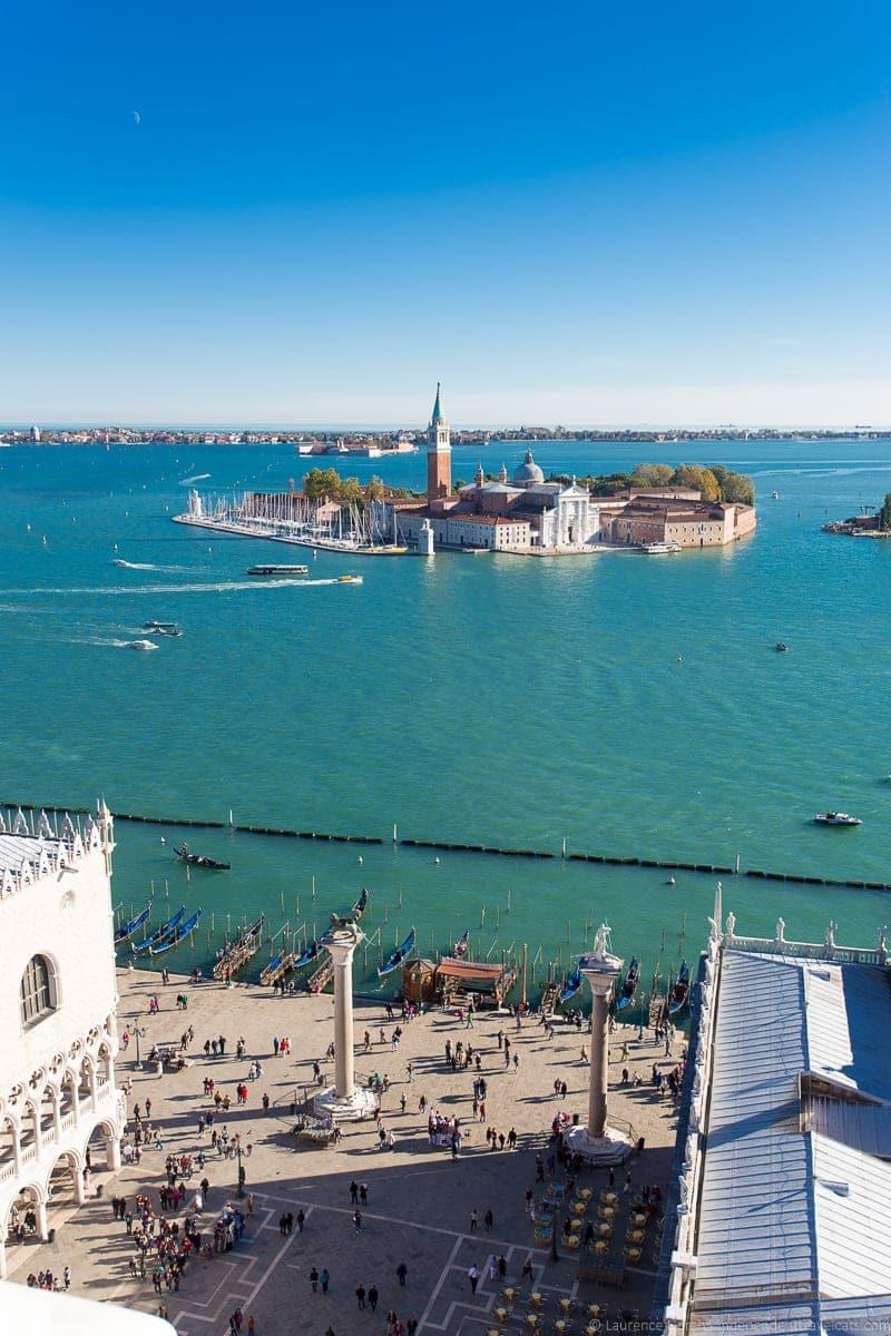 Venice lagoon Context Travel Casanova Venice