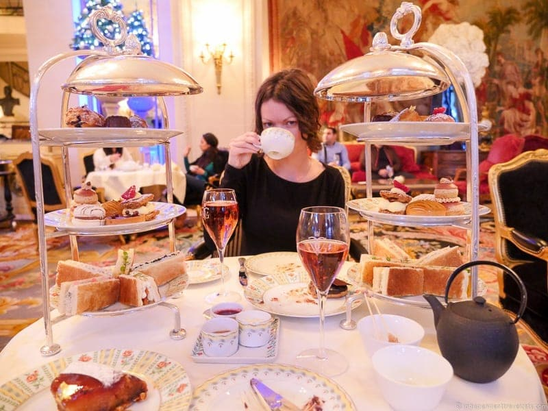 French Tea Time: A Guide to Afternoon Tea in Paris - Independent ...